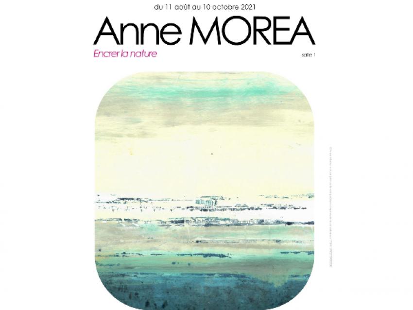 Anne Morea la corbata rosa - © Anne Morea