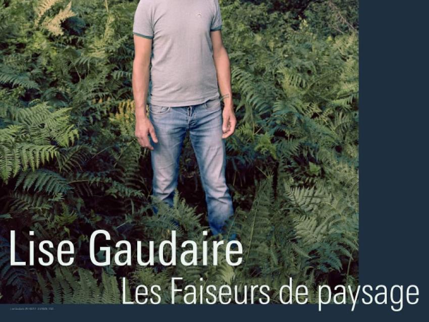 Affiche de l'exposition Lise Gaudaire - © -