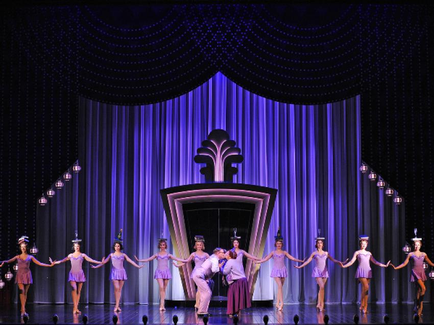 42nd Street - © Théâtre du Châtelet - Marie-Noëlle Robert