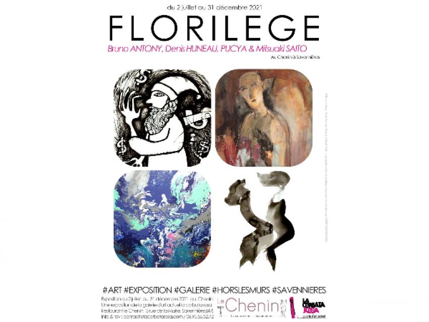 Florilège - © la corbata rosa
