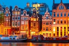 Amsterdam - kavalenkava