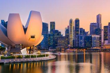 Destination week-end / séjour : Singapour