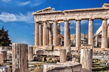 Destination week-end / séjour : Athènes