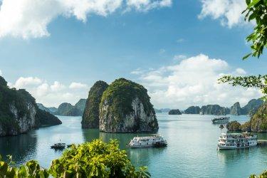 Top destination : Viêt Nam