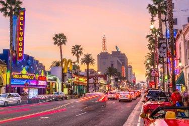 Californie : Los Angeles