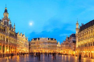Destination week-end / séjour : Bruxelles - Brussel
