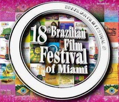 Affiche du Brazilian Film Festival - © Brazilian Film Festival