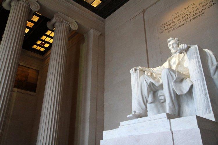 Le mémorial Lincoln. - © Stéphan SZEREMETA