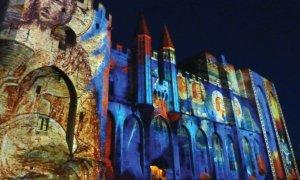 Les luminessences d'Avignon.