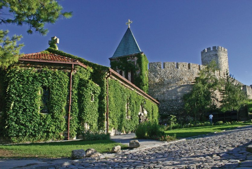 Forteresse de Kalemegdan. - © National Tourism Organisation of Serbia