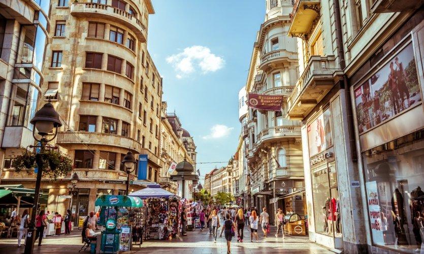 Belgrade, une capitale millénaire à la mode