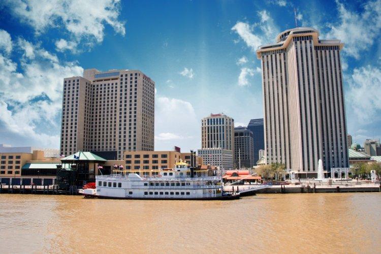 La Nouvelle-Orléans. - © Pisaphotography / Shutterstock.com