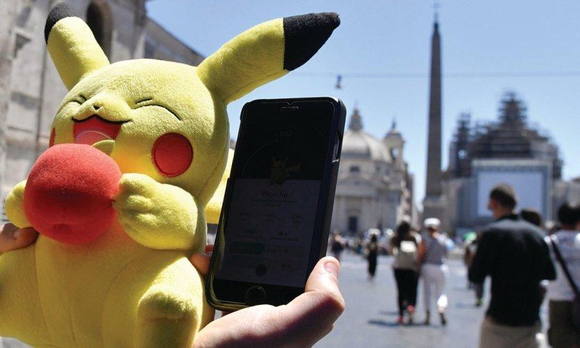 Pikachu, plus populaire que le Pape au Vatican ?