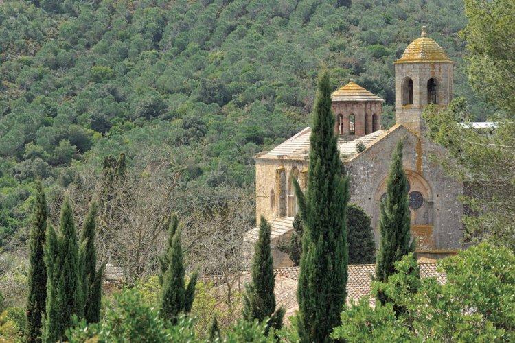 L'abbaye cistercienne de Fontfroide. - © DR