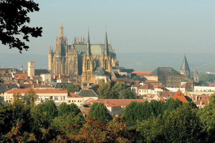 Riche d'un patrimoine immense, Metz est un musée à ciel ouvert - © Olivier FRIMAT