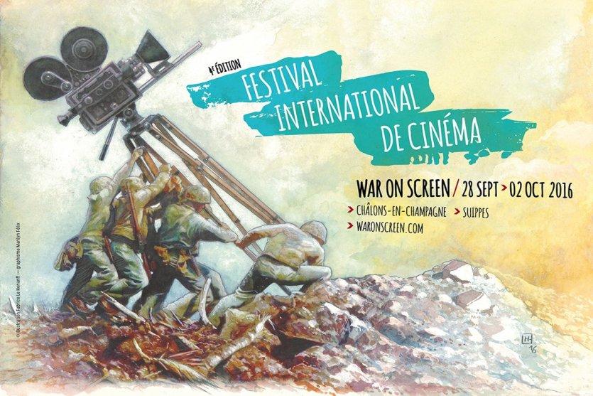 L'affiche officielle du festival. - © Fabrice le Hennanf - Marylin Félix