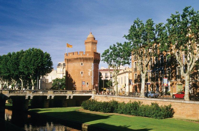 perpignan douce capitale catalane perpignan