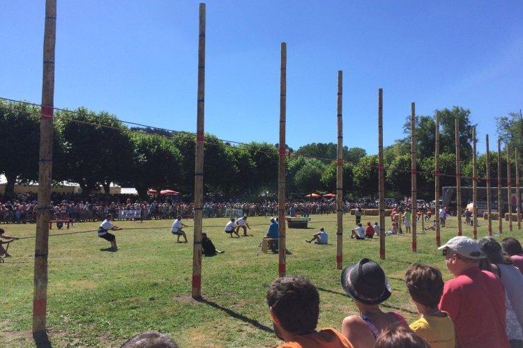 51è Grands Jeux de la Montagne Bourbonnaise - © Michel GRANSEIGNE