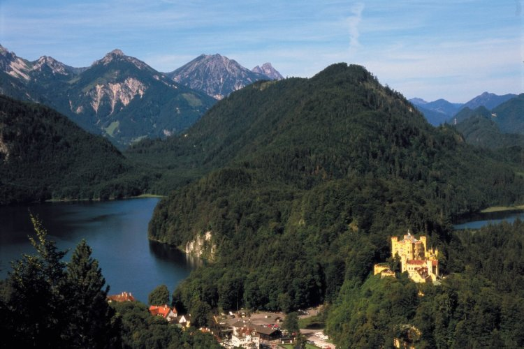 Schloss Hohenschwangau - © Author's Image