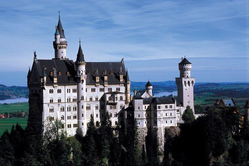 Schloss Neuschwanstein - © Author's Image