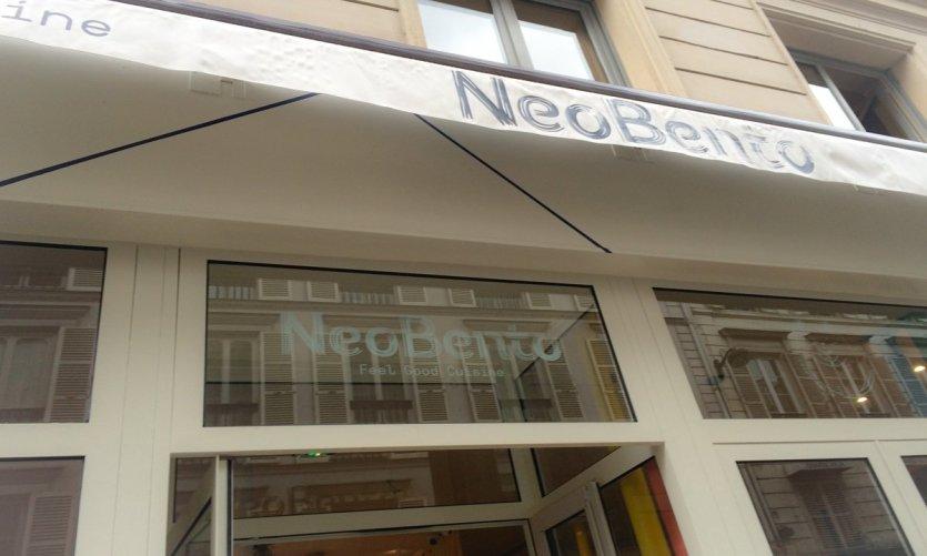 NeoBento ouvre une nouvelle adresse à Paris !