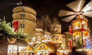 Le marché de Noël de Stuttgart.