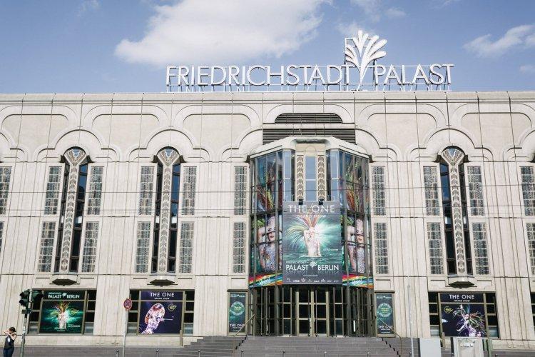 Friedrichstadtpalast - © Michael Jay - Shutterstock.com