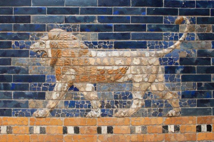 La porte d'Ishtar - Musée de Pergame - © Ana Candida - shutterstock.com
