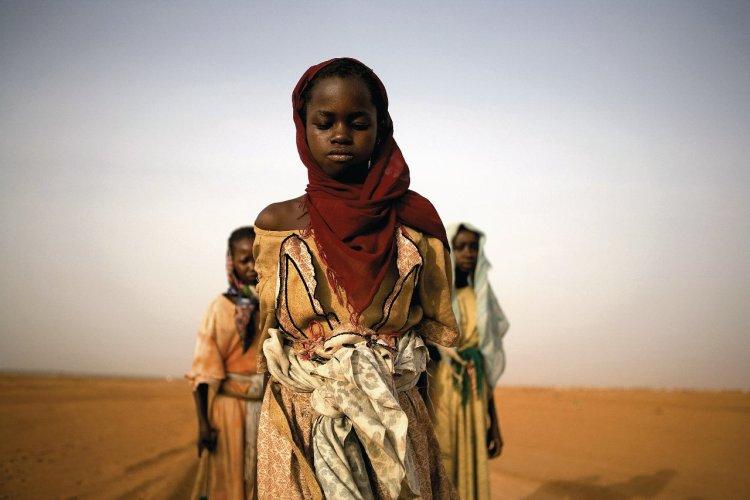 - © Agence VII. - Darfour, juin 2005