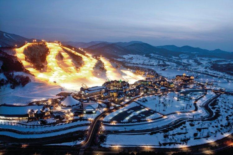 Destinations cor ennes entre automne et hiver cor e du sud - Office national du tourisme ...