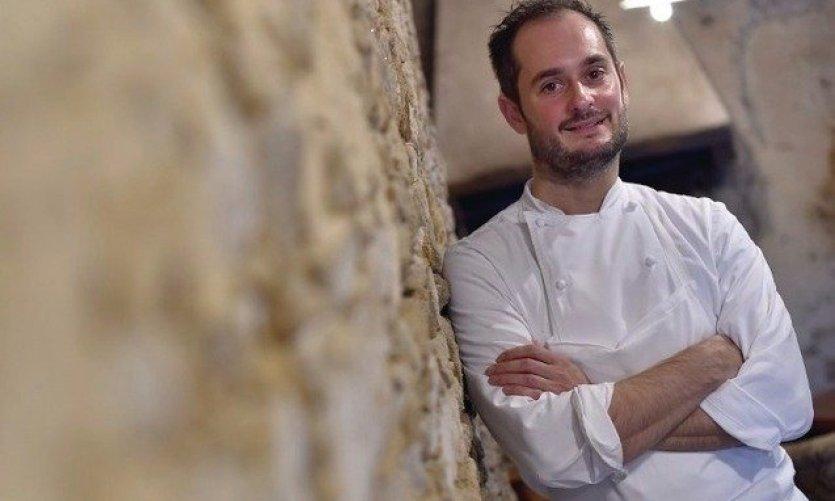 And the winner is... Alexandre Couillon, chef de La Marine de Noirmoutier