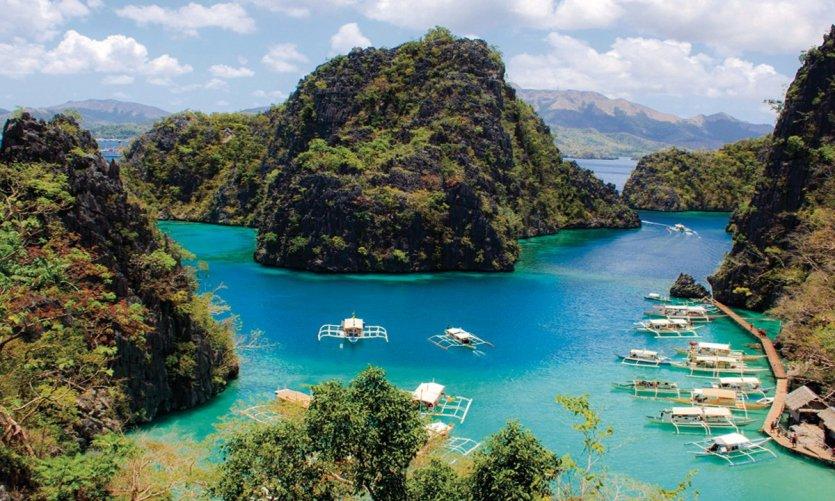 Le joyau des Philippines : Palawan.