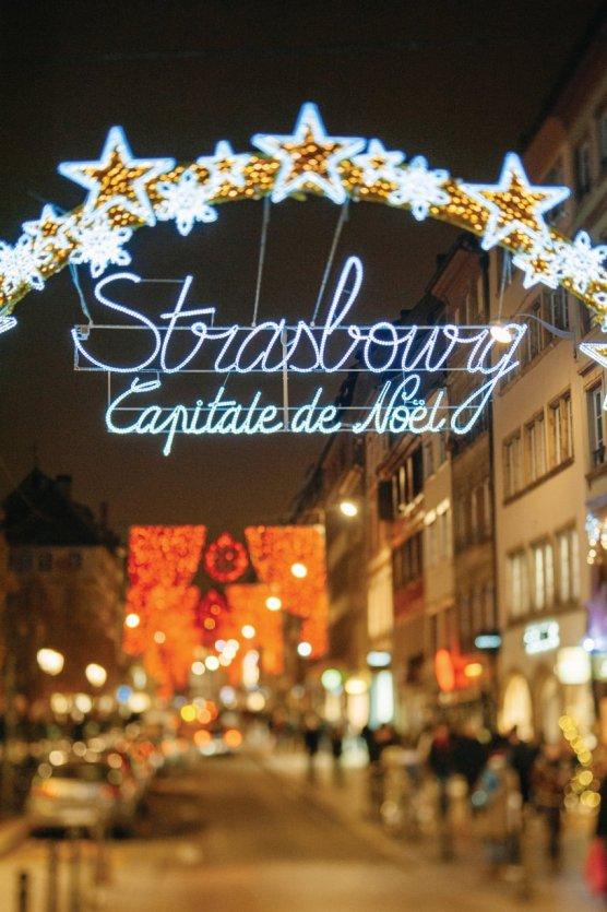 Strasbourg, capitale de Noël.