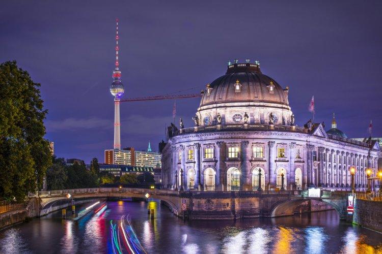 L'Île aux musées de Berlin. - © SeanPavonePhoto