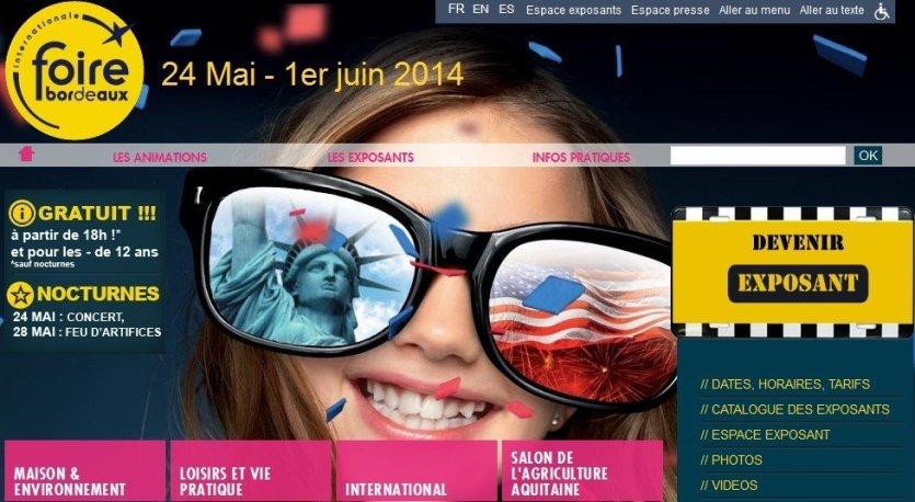- © http://www.foiredebordeaux.com/