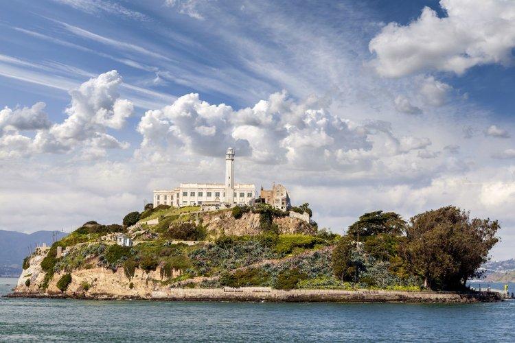 Vue de l'ancienne prison d'Alcatraz - © MBProjekt_Maciej_Bledowski