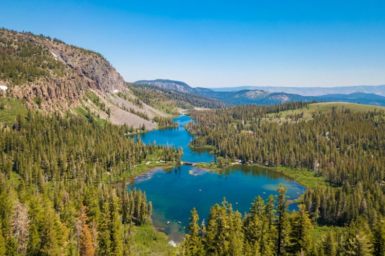 Mammoth Lakes Basin - © Robert Patton - Shutterstock.com