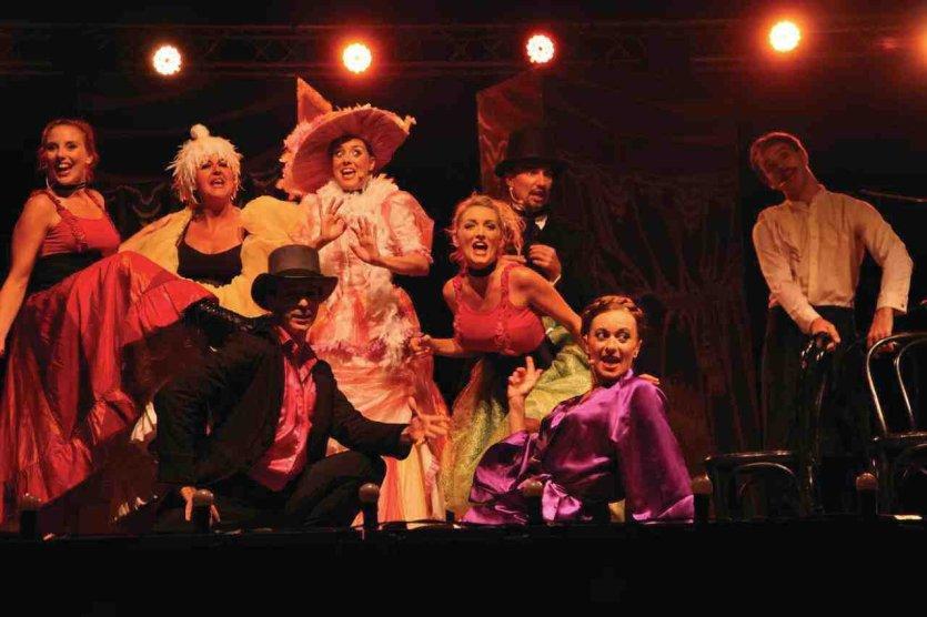 Cabaret Lautrec - © © Théâtre Francis Gag