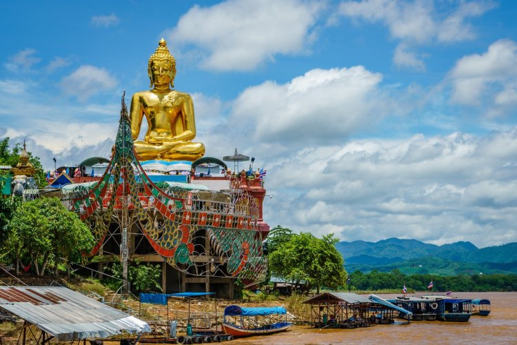 Chiang Rai, Triangle d'or - © John de Winter - Shutterstock.com