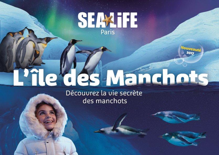 - © SeaLife Paris Val d'Europe