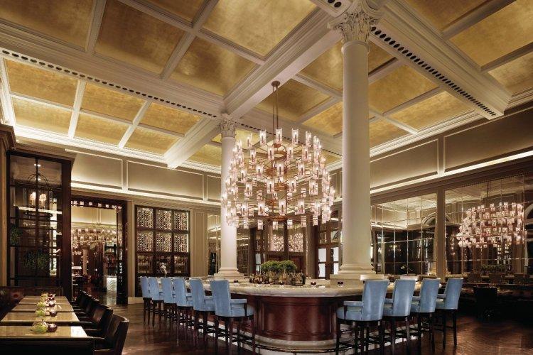The Northall bar - © Corinthia hotels