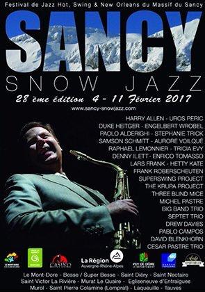 - © Sancy Snow Jazz