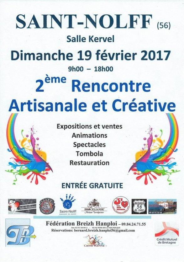 2ème Rencontre Artisanale et Créative