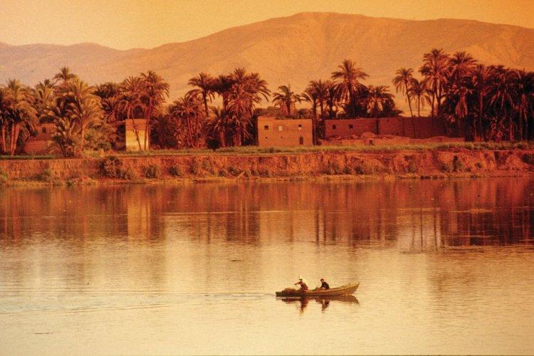 Dédié au dieu Amon-Ré, le temple de Luxor a été construit par Amenophis III. - © Sylvain GRANDADAM