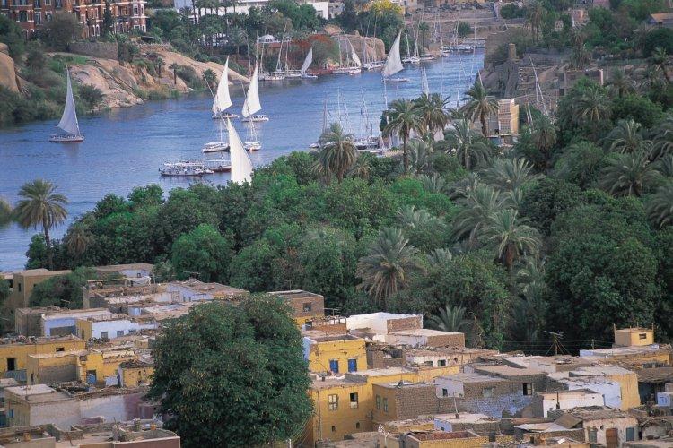 Assouan, la partie nubienne de l'Egypte. - © Tom Pepeira - Iconotec