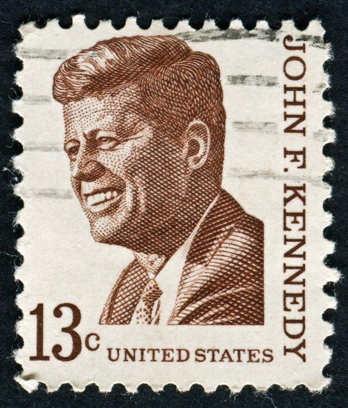 Le Président des États-Unis John Fitzgerald Kennedy. - © traveler1116 - iStockPhoto.