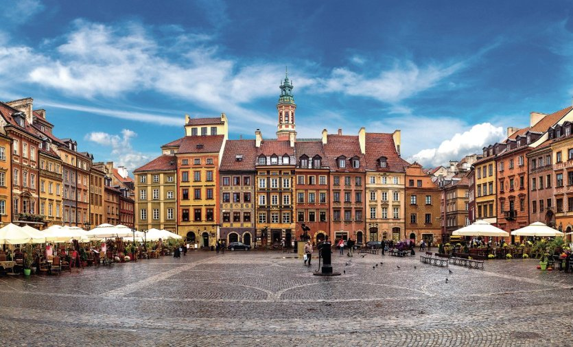 La vistule reine des rivi res polonaises pologne - Office de tourisme pologne ...