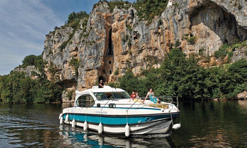 10 plus beaux parcours du tourisme fluvial en France