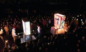 Lanternes du Morgen-Streich-Carnaval de Bâle