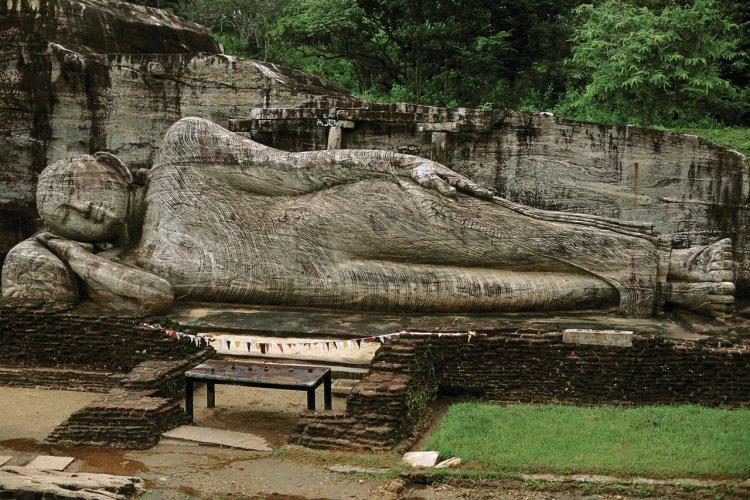 Bouddha couché - © Author's Image